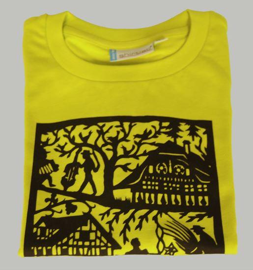 Image sur T-shirt Ballenberg