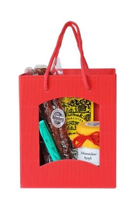 Picture of Gift bag red