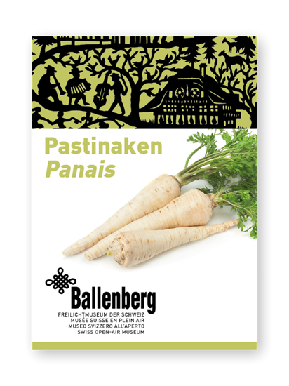 Picture of Parsnip (seeds)