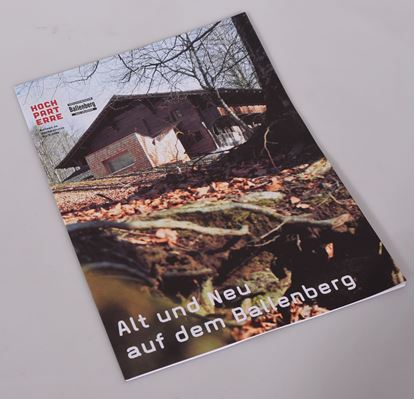 Bild von Alt und neu auf dem Ballenberg