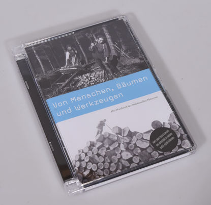 Picture of DVD Of people, trees and tools