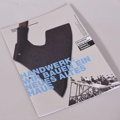 Picture of Zeitschrift Handwerk 1/2006