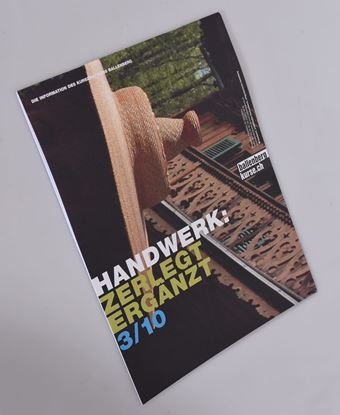Immagine di Zeitschrift Handwerk 3/2010
