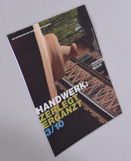 Picture of Zeitschrift Handwerk 3/2010