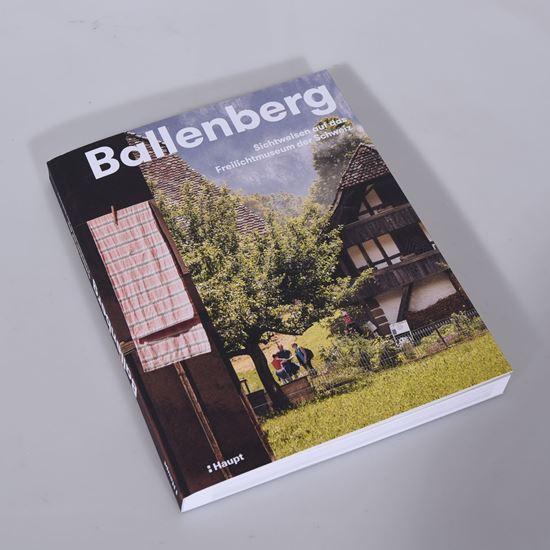 Picture of Ballenberg Jubiläumsbuch / Ballenberg anniversary book