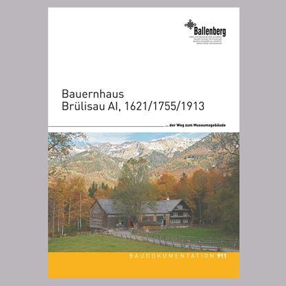 Image de Baudokumentation Brülisau
