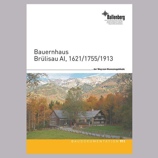 Picture of Baudokumentation Brülisau