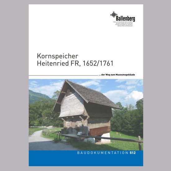 Image sur Baudokumentation Heitenried